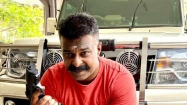 fake-cop-gets-arrested-in-dindigul