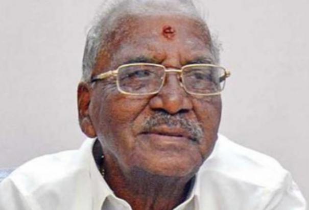 aiadmk-presidium-madhusudhanan-passed-away