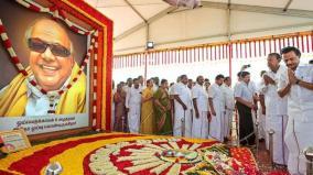 karunanidhi-death-anniversary-mk-stalin-writes-letter-to-dmk-cadres