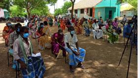 vaccination-camp-for-tribal-people-at-a-government-middle-school-near-villupuram