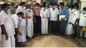 quality-rice-free-of-black-fungus-in-ration-shops-soon-minister-a-chakrabarty