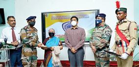 ex-army-man-wife-donates-1-lakh-to-covid-fund