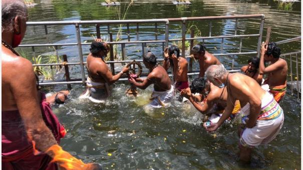 adipura-brahmorsava-tirthavari-at-the-annamalaiyar-temple