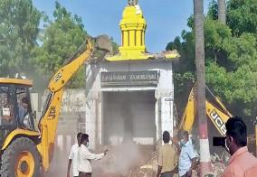 tuticorin-temple-demolished