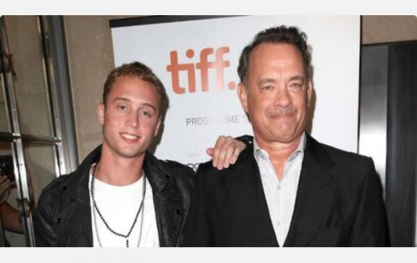 Tom Hanks son Chet faces backlash over his anti-vaccine video