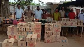 hoarding-of-thousands-of-liquor-bottles-six-arrested-including-liquor-store-owners-in-tirupur