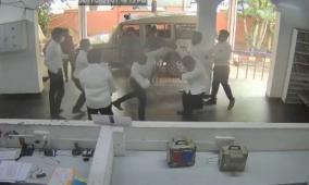 lawyers-clash-in-kotturpuram-police-station