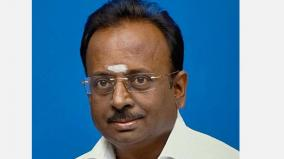 former-aiadmk-mp-from-vellore-constituency-has-passed-away