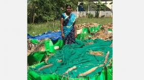 online-sale-of-vermicompost-graduate-woman-earning-rs-2-lakh-per-annum