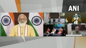 narendra-modi-lays-the-foundation-stone-of-multiple-projects-in-somnath