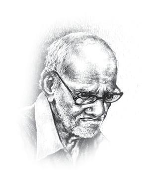 நகுலன் கட்டவிழ்த்த நிழல்கள் | nagulan 100 - hindutamil.in
