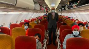 16-of-78-afghanistan-evacuees-who-reached-delhi-yesterday-are-covid-ve