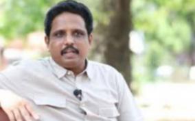 mp-su-venkatesan-on-kvpy-scheme-writes-to-central-minister