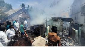 fire-accident-12-cottages-burned-and-damaged
