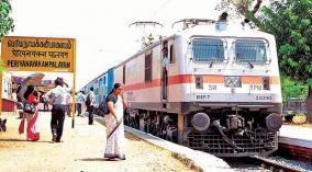 mettuppalayam-train