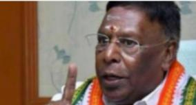 the-budget-presented-by-puducherry-chief-minister-rangasamy-is-disappointing-to-the-people