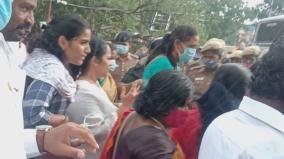 protest-against-kt-raghavan