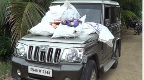 18-lakh-gutka-items-confiscated-from-firecrackers