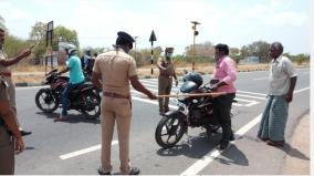 corona-violation-vehicle-detained