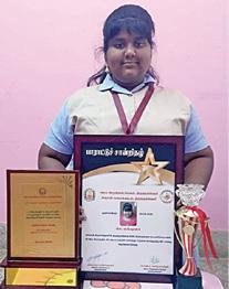 sri-nikethan-school-student