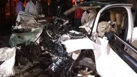 hosur-dmk-mla-son-died-in-accident