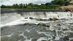 waterflow-increased-in-krishnagiri-dam