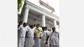 11-dmk-congress-independent-mlas-walk-out-of-pondicherry-assembly