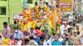 the-body-of-the-ops-wife-was-cremated-at-periyakulam-after-the-last-rites