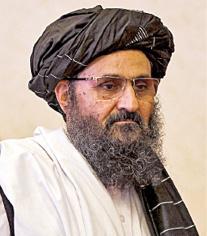 pemimpin baru afghanistan