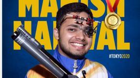 tokyo-paralympics-shooter-manish-narwal-clinches-gold-singhraj-takes-silver