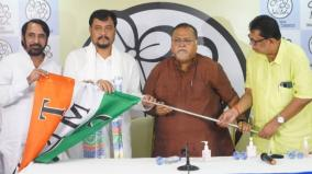 bjp-mla-soumen-roy-joins-tmc-becomes-the-fourth-since-assembly-polls