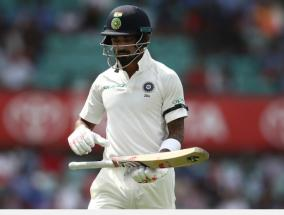 rahul-fined-for-showing-dissent-at-umpire-s-decision