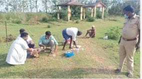 panchayat-leader-s-house-near-kumbakonam-was-bitten-to-death-by-a-mysterious-dog
