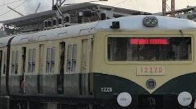 chennai-electric-train-schedule-change