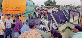 puthiyamputhur-lorry-van-accident