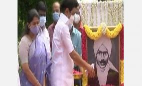 chief-minister-stalin-pays-homage-to-bharthiyar-s-portrait