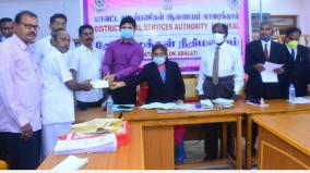 settlement-of-446-cases-by-the-national-people-s-court-in-karaikal