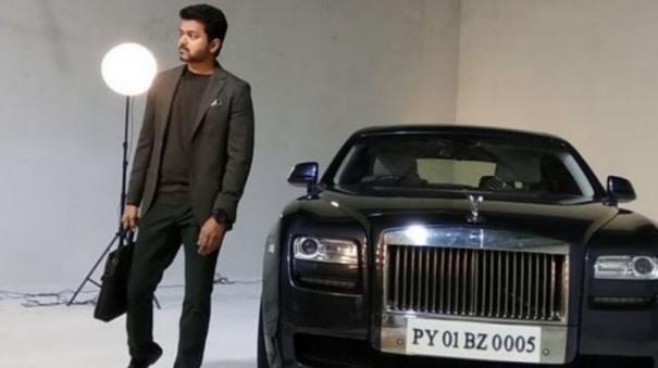 actor-vijay-paid-tax-on-rolls-royce-car
