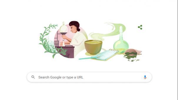 google-celebrates-japanese-scientist-michiyo-tsujimura-with-a-doodle