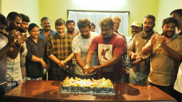 vikram-sukumaran-next-movie-ravana-kottam-shooting-finished