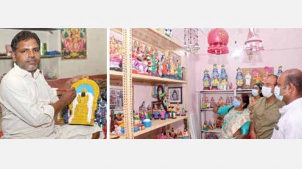 clay-toys-for-navarathiri-festival