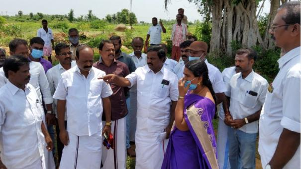 rs-5-crore-compensation-for-female-doctor-who-drowned-in-railway-tunnel-in-pudukkottai-district