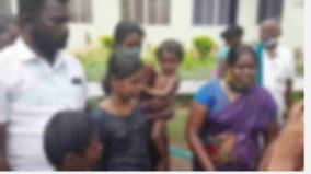 attempt-to-set-fire-to-2-families-with-2-year-old-child-at-karur-collectorate