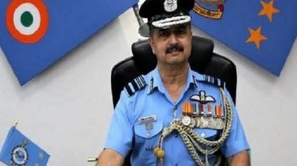 Air Marshal VR Chaudhari appointed as next IAF chief