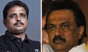 railway-projects-remove-the-obstacles-of-the-previous-regime-s-venkatesh-mp-to-chief-minister-stalin-letter