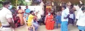 panchayat-posting-auctions-in-villupuram