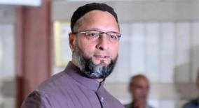 owaisi-s-house-attacked-5-arrested-bjp-is-responsible-for-their-radicalization-he-says
