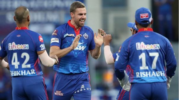 dominant-dc-demolish-srh-by-eight-wickets