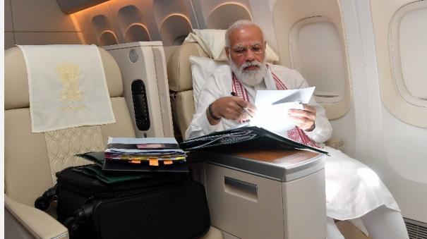 pm-modi-s-plane-flies-over-pakistan-airspace-en-route-to-us