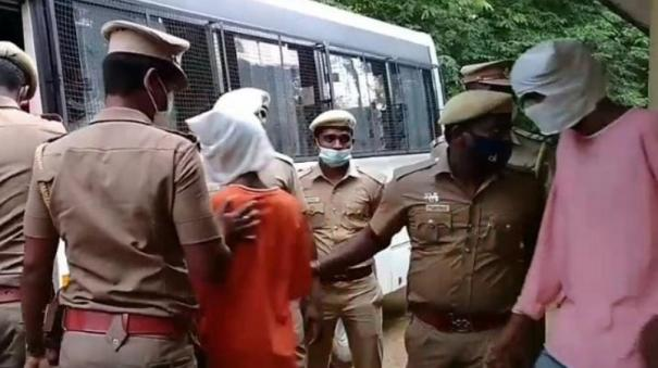 3-days-police-custody-for-7-arrested-in-vaniyambadi-murder-case